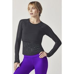 Fabletics double layer top
